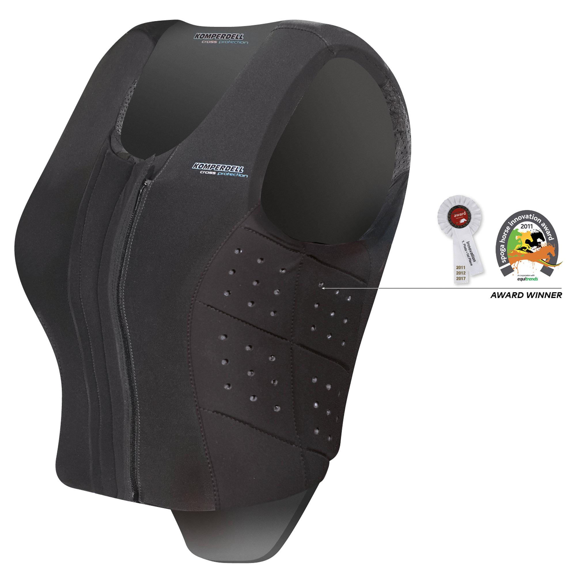 Saftey Vest Slim Fit Frontzip
