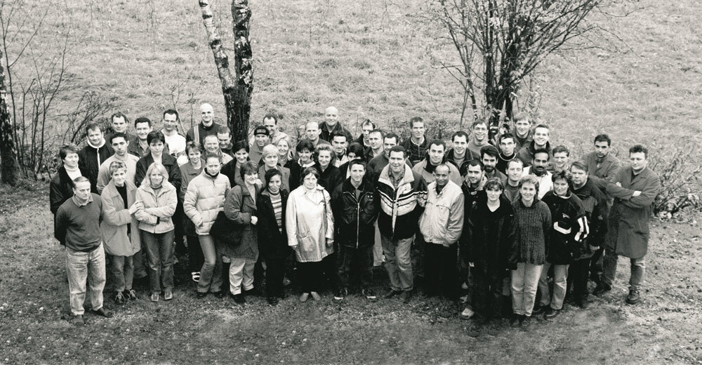 1984 Group picture