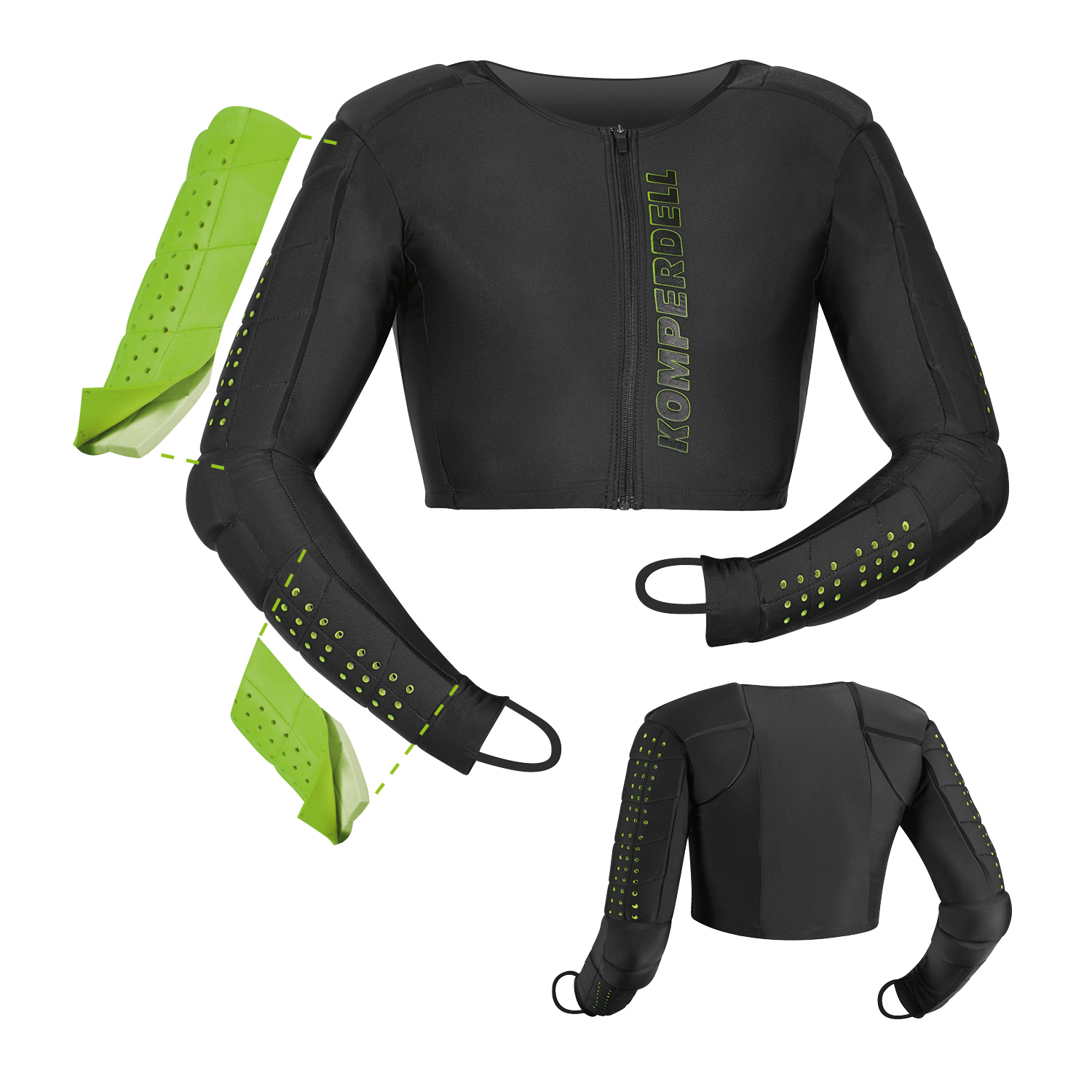 Protector Slalom Shirt Adult
