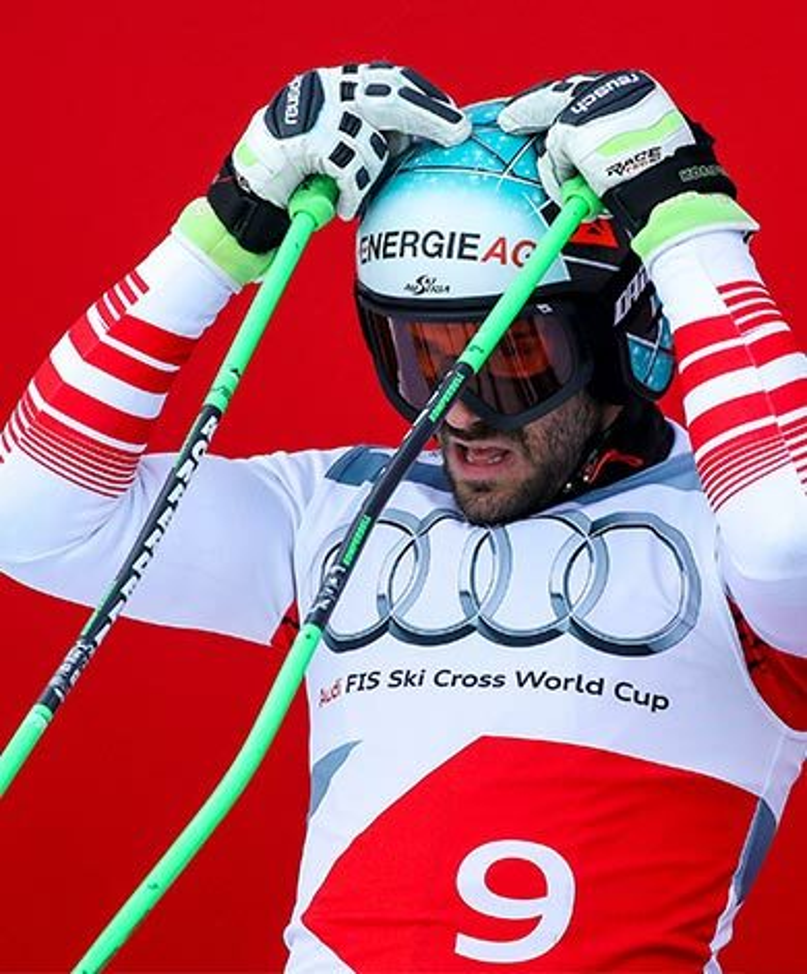 Skicross Thomas Mayrpeter
